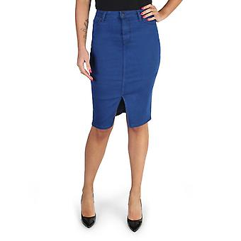 Tommy hilfiger women's skirt blue ww0ww18932
