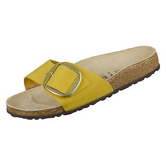 ビルケンシュッキー マドリード ビッグ バックル 1015716 ユニバーサル 夏の女性靴