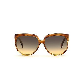 Celine CL40048I 56B Havana Other/Gradient Smoke Sunglasses