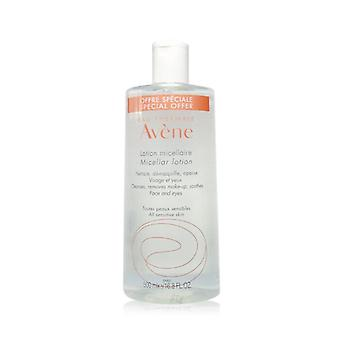 Avene Micellar Lotion - For Sensitive Skin (limited Edition) - 500ml/16.8oz