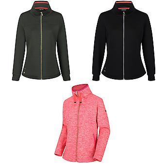 Regatta Womens/Ladies Sulola Full Zip Quilted Fleece