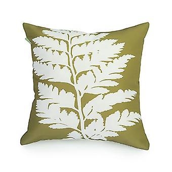 Gardenista Decorative Garden Cushion Cover 45x45 cm | Waterdichte buitenkussenhoezen | Zacht water - Resistente stof voor duurzaamheid | Silhouette Collection | Fern Eden Ontwerp voor Tuinen