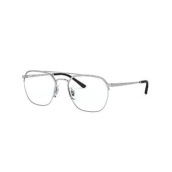 Ray-Ban RB6444 2501 Silver Glasses
