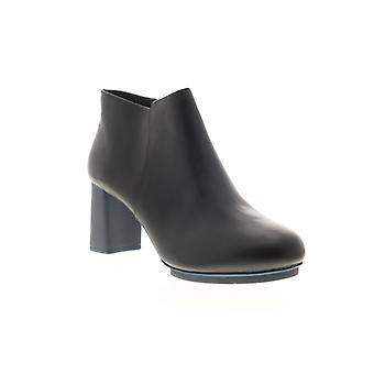 Camper Myriam  Womens Black Leather Heels Slip On Pumps Shoes