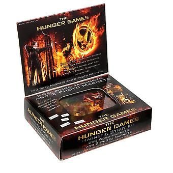 Hunger Games Girl On Fire Story Kit Design Magnet Set