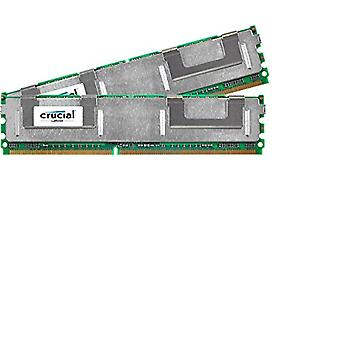Crucial 64GB Kit (8GBx8), 240-pin DIMM, DDR2-5300 DDR2 667MHz Data Integrity Check