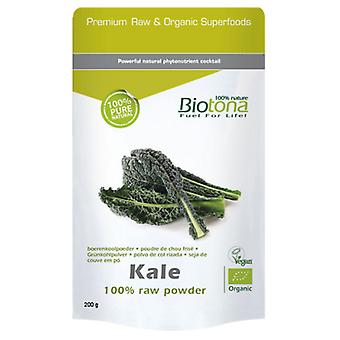 Biotona Kale Raw Bio Bag 120 gr