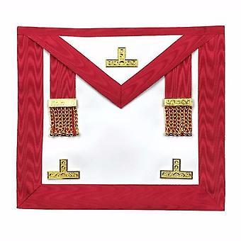 Masonic scottish rite worshipful apron aasr