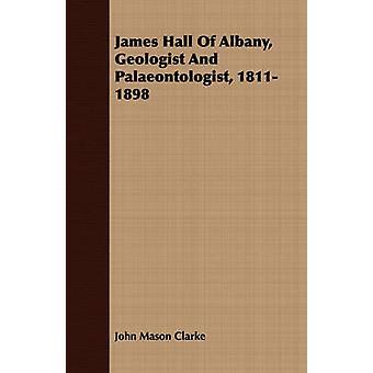 James Hall Of Albany Geologist And Palaeontologist 18111898 by Clarke & John Mason