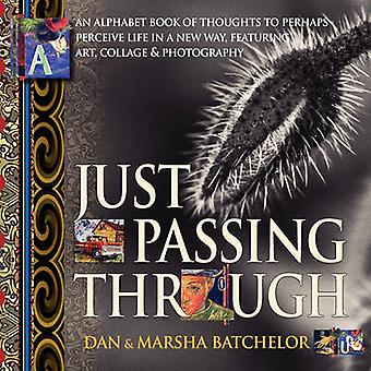 Just Passing Through an alphabet book of thoughts to perhaps perceive life in a new way featuring art collage and photography  a motivational selfhelp book about power success secrets and chang by Batchelor & Dan