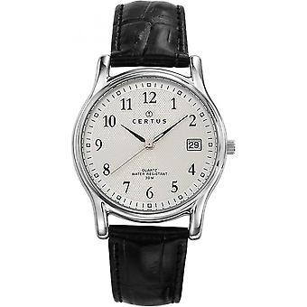 Certus nahka Watch CER-610590-miehet