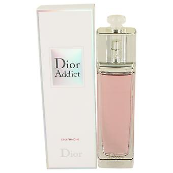 Dior Addict Perfume by Christian Dior Eau Fraiche Spray 100ml