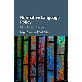 Normative Language Policy di Leigh Oakes