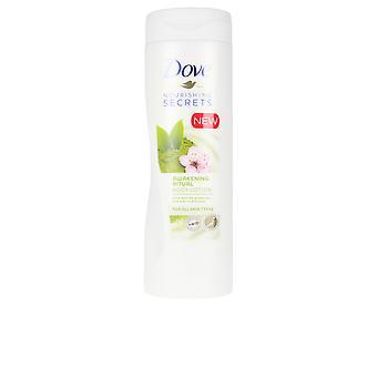 Dove Matcha Te Verde Ritual Loción Nutritiva 400 ml voor vrouwen