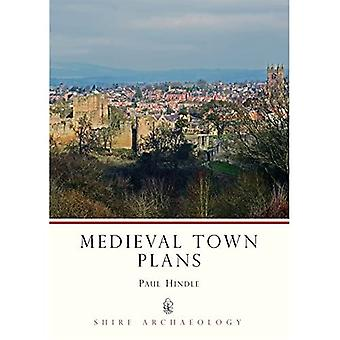 Medieval Town Plans (Shire Archaeology Series Mediaeval)