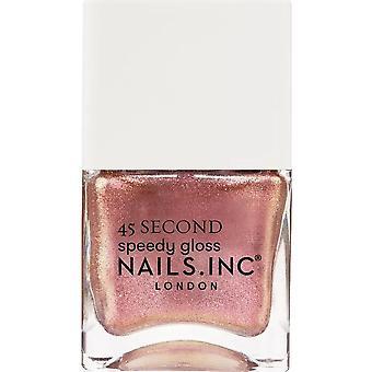 Ongles inc 45 Second Speedy Gloss Nail Polish Collection - Belgravia With Love 14ml