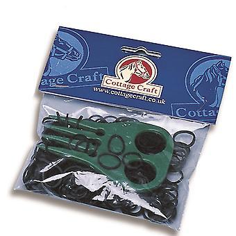 Коттедж Ремесло плетения пакет