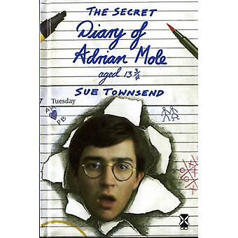 The Secret Diary of Adrian Mole Aged 13 3/4 by Sue Townsend - 9780435