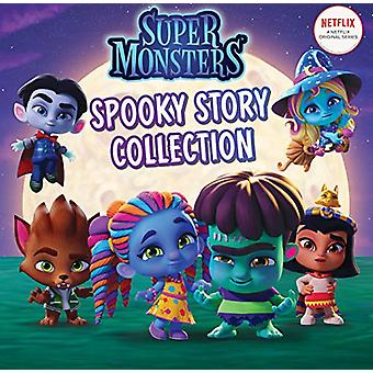 Spooky Story Collection (Super Monsters - Netflix) by Scholastic - 97
