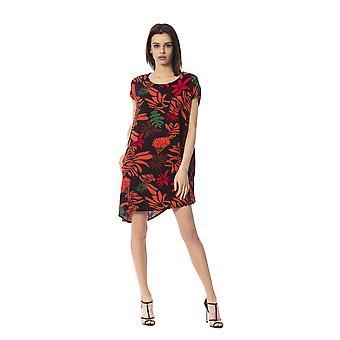 Frankie Morello Woman Red Dress