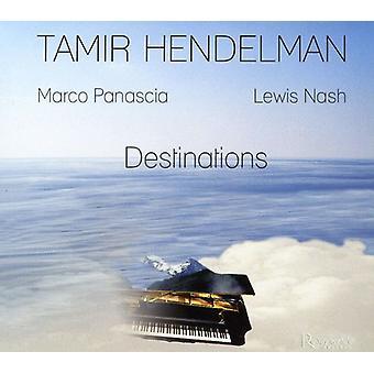 Tamir Hendelman - Destinations [CD] USA import