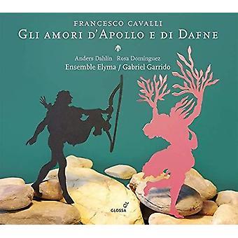 Gli Amori Di Apollo E Dafne [CD] USA import