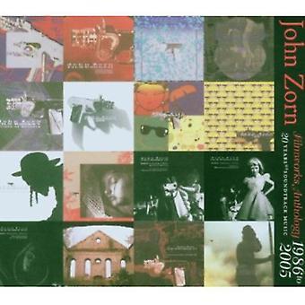 John Zorn - The Best of Film Works: 20 jaar Soundtrack muziek [CD] USA import