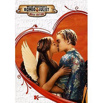 Romeo & Juliet [DVD] USA import