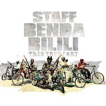 Staff Benda Bilili - Tres Tres Fort [CD] USA import