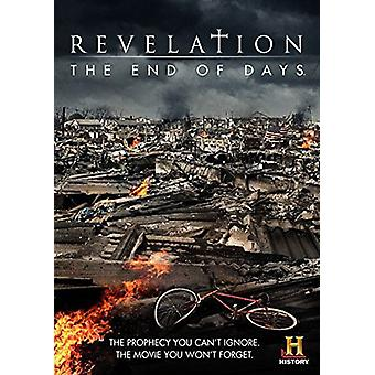 Revelation: The End of Days [DVD] USA import