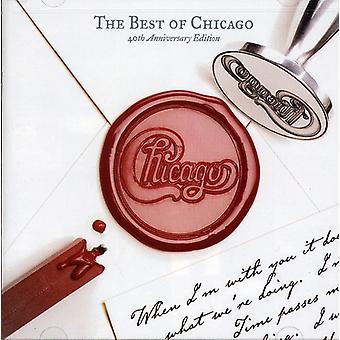 シカゴ - シカゴのベスト: 40 周年記念版 [CD] USA 輸入