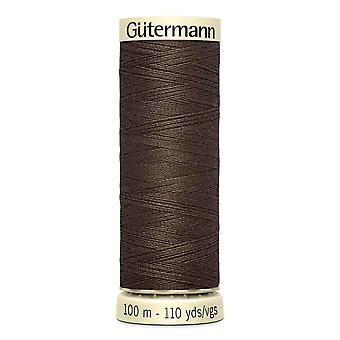 Gutermann Sew-all 100% Polyester Thread 100m Hand and Machine Colour Code  - 222