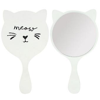 Something Different Cat Mini Handheld Mirror