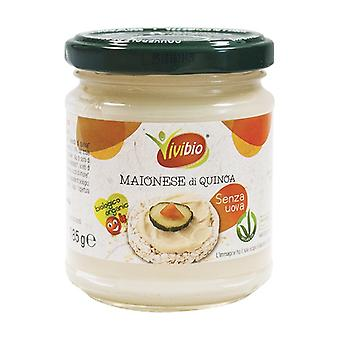 Quinoa mayonnaise without eggs 185 g