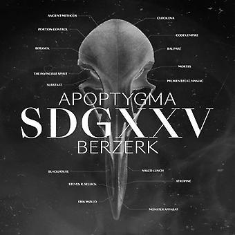 Sdgxxv [CD] USA import