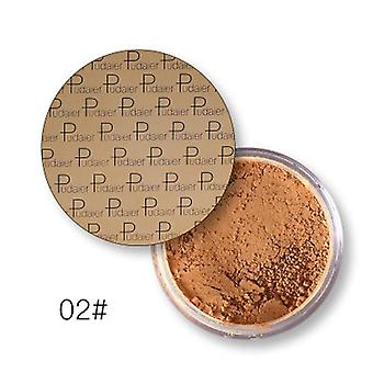 Loose Setting Powder With Mineral Oil Control - Long Lasting Face Concealer