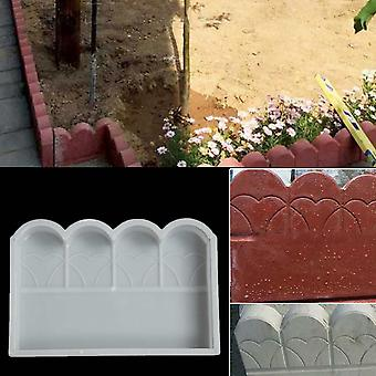 Plastic Diy Antique Window Brick Cement Paving Mold - Home/garden Concrete