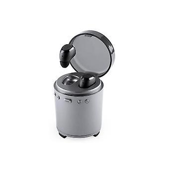 Bluetooth-headset met microfoon FM USB 3W