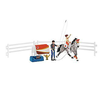 Schleich Horse Club - Mias Vaulting Set