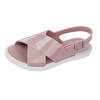 Womens Zaxy Sandals Match Sandal Cross Strap Flip Flops - Putty