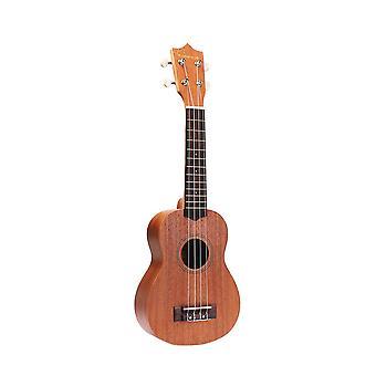 21-calowy Sapele Ukulele Mini Guitar 4 String Guitar dla początkujących