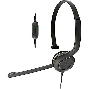 Xbox One Chat Headset Black Xbox One (boîte anglaise/asiatique)