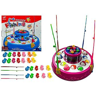 Children's game fishing game Fishing Game Magnetic with 25 fish
