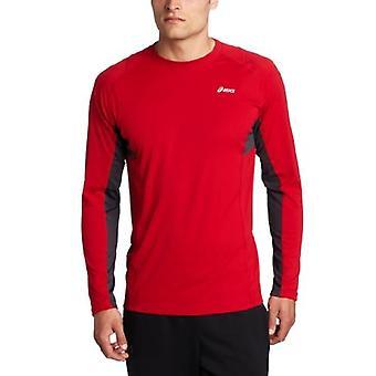 Asics Men Favorite Long Sleeve Shirt