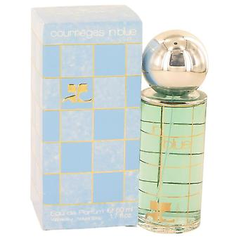 Courreges in blue eau de parfum spray by courreges 402617 50 ml