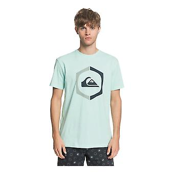 Quiksilver Sure Thing T-Shirt - Beach Glass