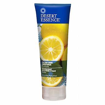 Desert Essence Italian Lemon Conditioner, 8 Oz