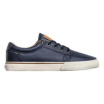 Globe GS Shoes - Dark Navy / Waxed