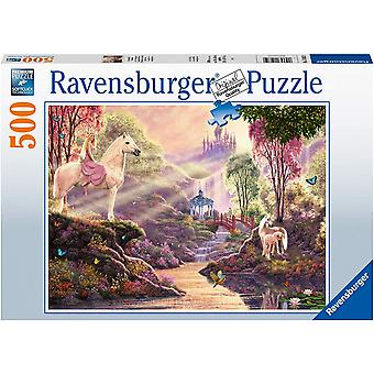 Ravensburger 500 Piece The Magic River  Jigsaw Puzzle