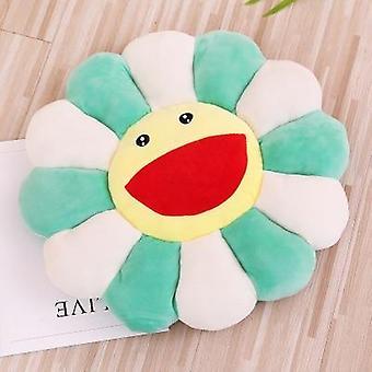 Sun Flower Design, Plush And Soft Stuffed Pillow For Decoration